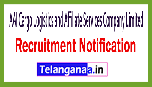 AAI Cargo Logistics and Affiliate Services Company Limited AAICLAS Recruitment