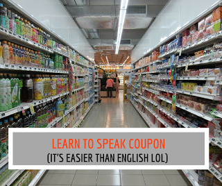Save Money on Food By Knowing How to Speak Coupon