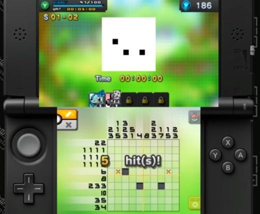 Pokémon Picross Skills
