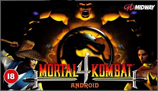 Mortal Kombat 4 v1.0 APK+DATA Full Android Download Free