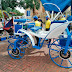 Alcaldesa lanza los primeros carruajes eléctricos de la ciudad