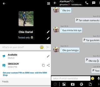 BBM Mod V8 BB Original Style 2.11.0.18 Version