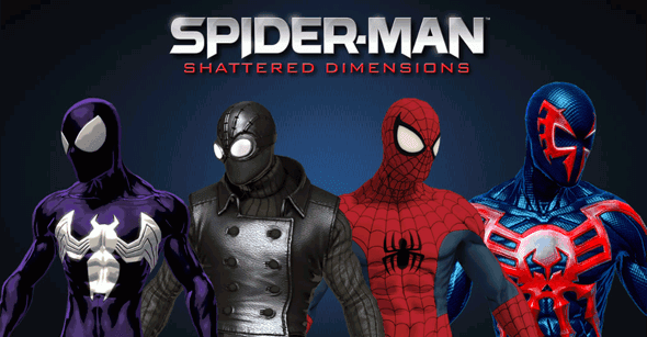full-setup-of-spiderman-shattered-dimensions-pc-game