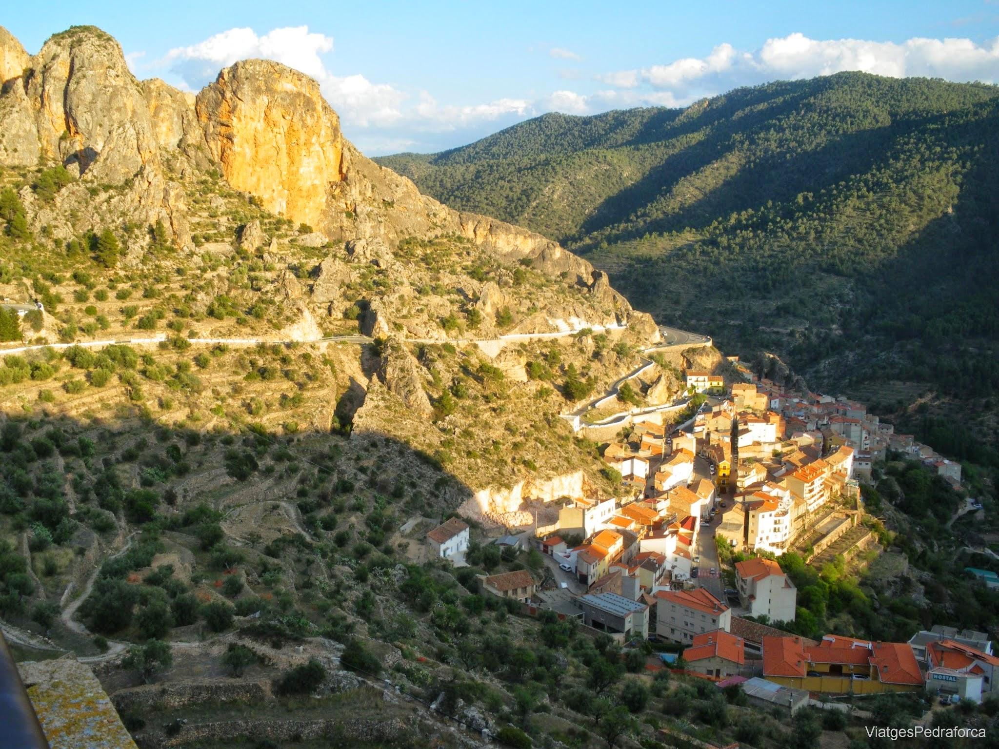 Ayna, Albacete, Castilla La Mancha, Amanece que no es poco, La Suiza Manchega