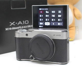 Jual Fujifilm X-A10 Body Only