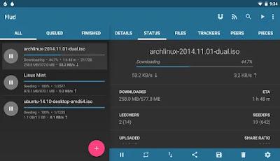 تطبيق Flud للأندرويد, تطبيق Flud مدفوع للأندرويد,Flud apk pro paid, تطبيق لتحميل ملفات التورنت, تحميل ملفات تورنت, برنامج التورنت من الموقع الرسمي, تحميل برنامج التورنت للكمبيوتر برابط مباشر, برنامج شبيه التورنت