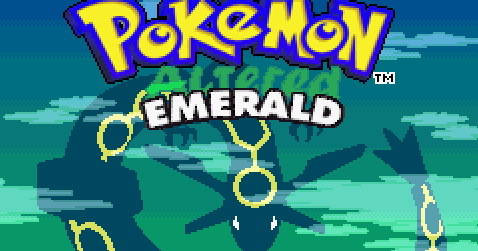 Pokemon Altered Emerald ROM Download - GBAHacks
