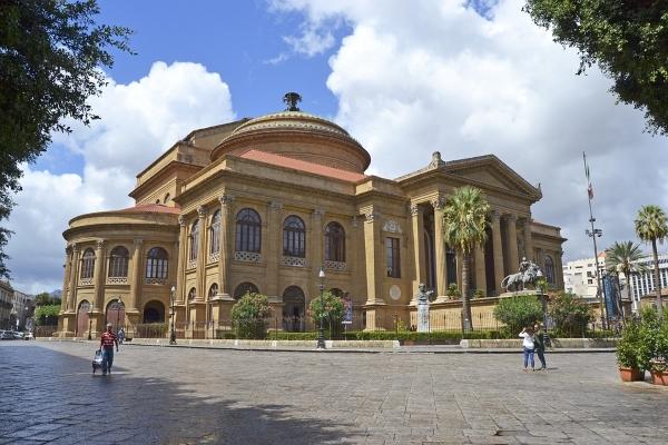 teatro Massimo-Palermo