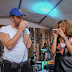 UK it girl, .@IzzyBizu performs with Coldplay's Chris Martin at intimate show