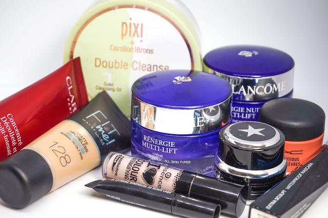 Decepciones de maquillaje