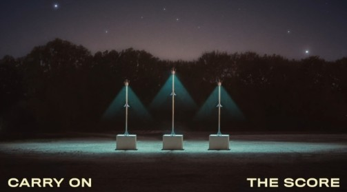 The Score, AWOLNATION - Carry On Lyrics