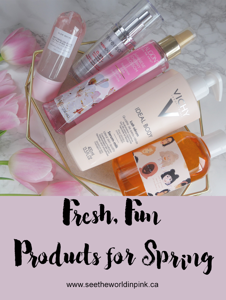 Fresh, Fun Products for Spring!