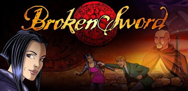 Game: Broken Sword : Director's Cut 1.1.0 APK + DATA Direct Link