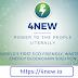 4NEW- PLATFORM Penghasil Energi yang Pertama Didunia yang ramah Lingkungan  dan Limbah untuk Energi Blockchain