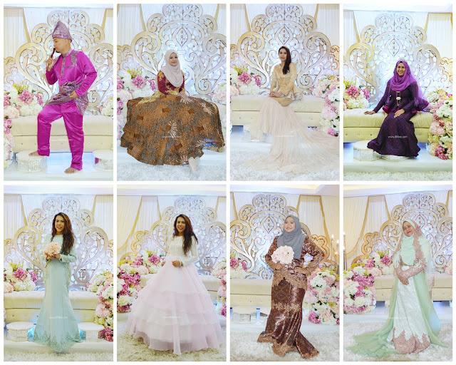 Dewan Dan Pakej Perkahwinan Lengkap Di Ambassador Putrajaya