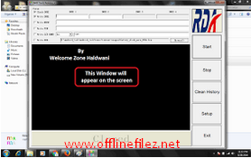 Free Download RDA Android Flasher Tool Latest Setup With Driver For Windows