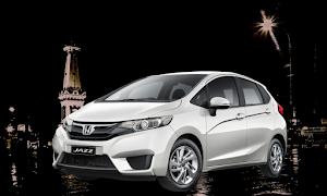 Sewa Mobil Honda All New Jazz Jogja