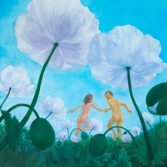 Японский художник. Hiromi Sengoku