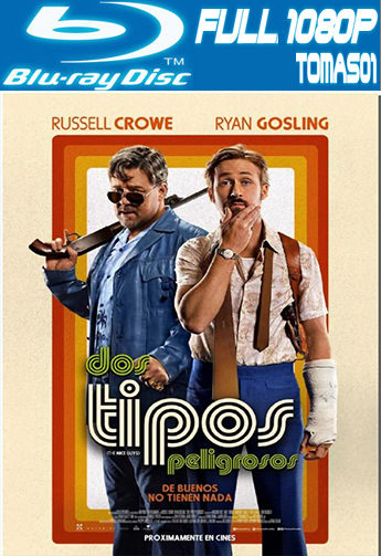 Dos Tipos Peligrosos (2016) BRRip Full HD 1080p