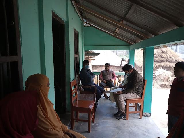 গুলবাগপুর গ্রাম সামাজিক শক্তি কমিটির আলোচনা সভা