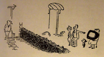 Ο μικρός Νικόλας, σκίτσο του Ζαν Ζακ Σαμπέ