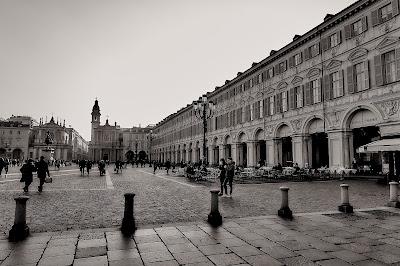 piazza San Carlo-Torino-Savoia