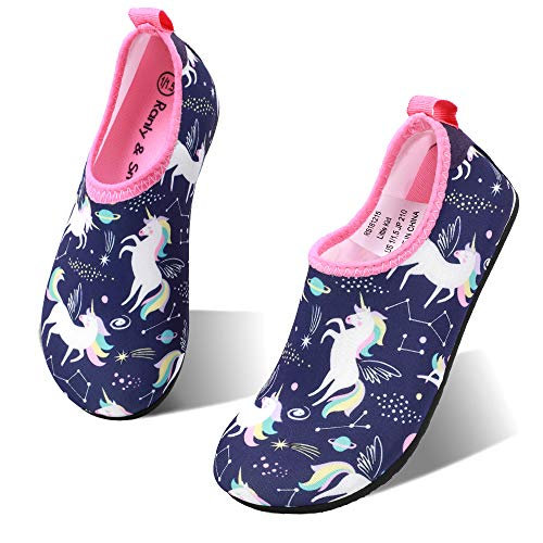 27d6847ac5 boy #shoes hiitave Girls Swim Water Shoes Non-Slip Quick Dry ...