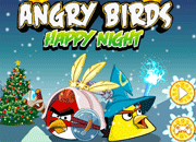 Angry Birds Happy Night