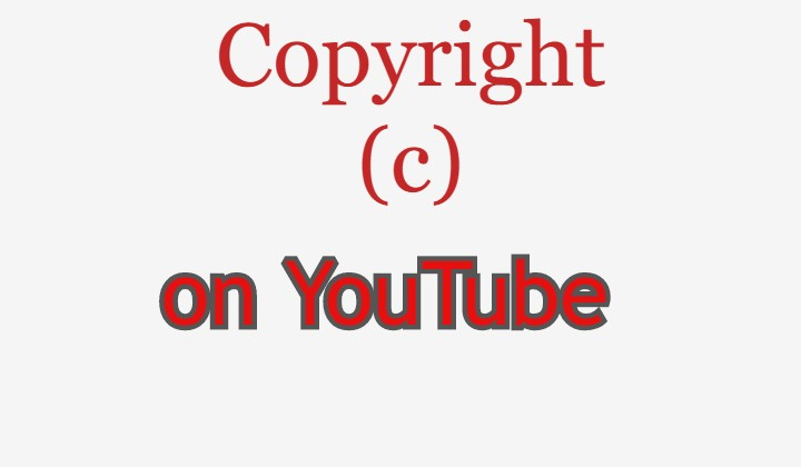 Copyright problems on YouTube