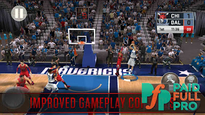 NBA 2K18 latest mod money apk download