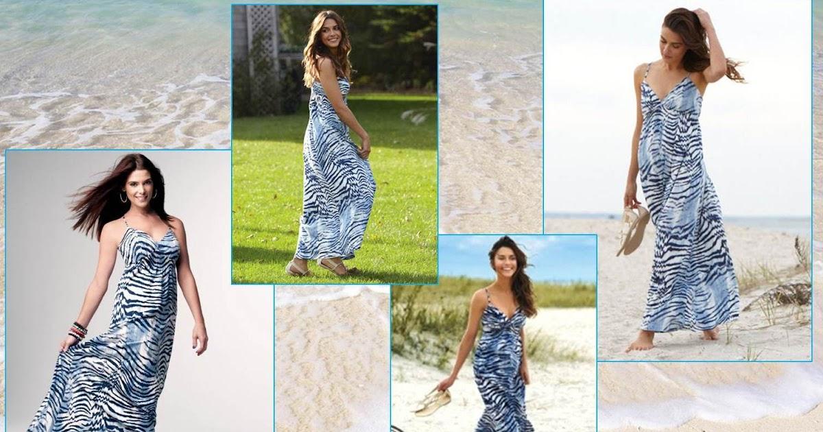 Erica's Fashion & Beauty: Easy Going Maxi Dress