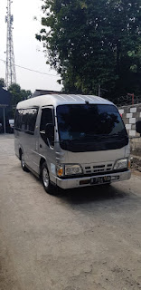 Dijual Isuzu elf 2012 executive ac ducting