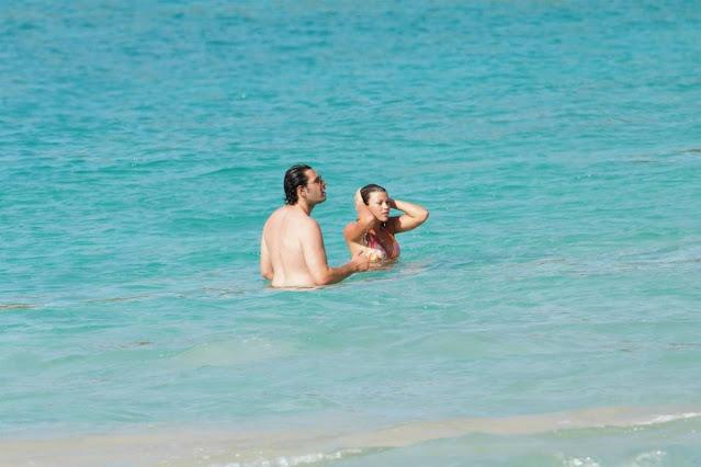 Sofia Richie – With new boyfriend Elliot Grainge in St Barts
