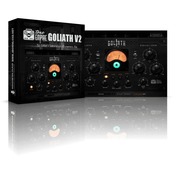 Tone Empire Goliath V2 v1.1.2 Full version
