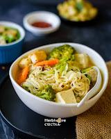 Instant Pot Miso Ramen Soup