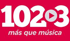 102.3 Más que música