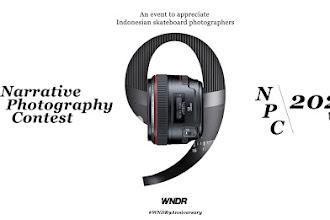 WNDR Narrative Photography Contest NPC 2020