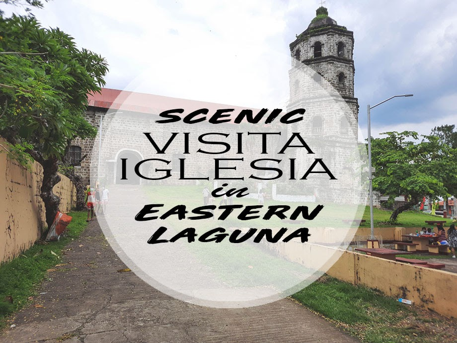 Visita Iglesia in Eastern Laguna