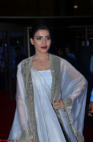 Samantha Ruth Prabhu cute in Lace Border Anarkali Dress with Koti at 64th Jio Filmfare Awards South ~  Exclusive 059.JPG