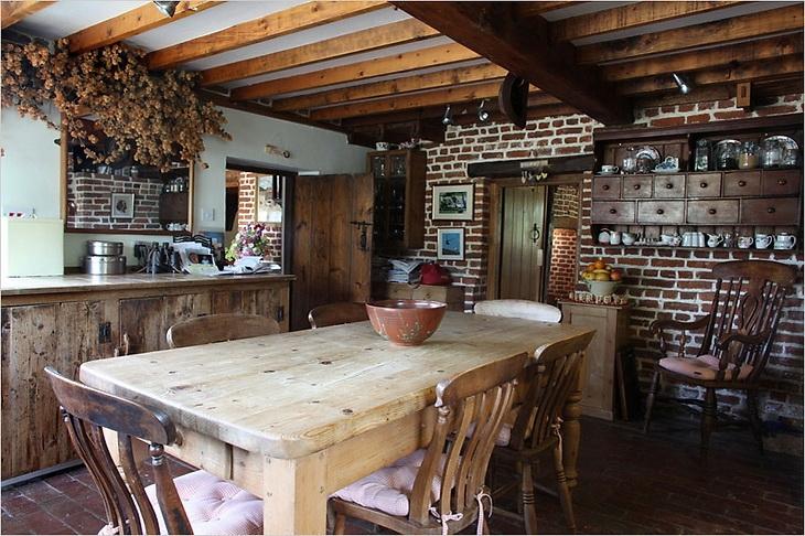 Estilo rustico casas de campo rusticas - Casas rusticas de campo ...