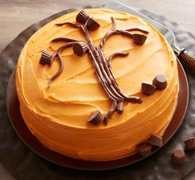 Receta de pastel embrujado