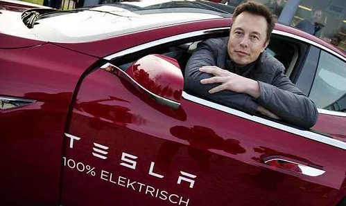 Elon Musk Concerned About Battery Materials For Tesla