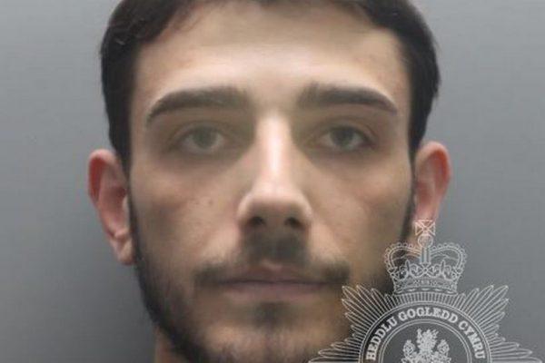 Ritvan Qullhaj arrestato in Inghilterra , 300 radici di cannabis coltivate