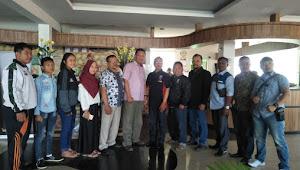 Pengukuhan Kushin Ryu M Karate-do Indonesia (KKI) Kota Cimahi Periode 2019 - 2023