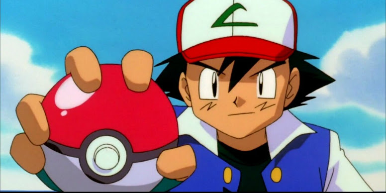Ash Anime Pokémon