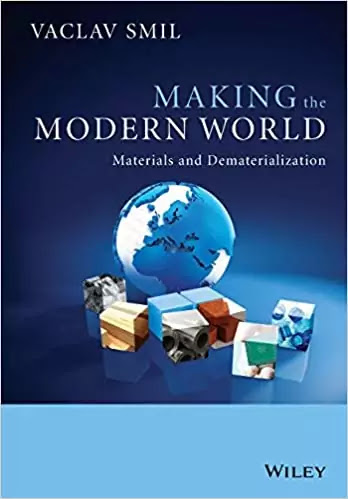making-the-modern-world-materials-and-dematerialization-by-vaclav-smil