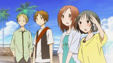 Isshuukan Friends di Rekomendasi Anime Romance - Drama Terbaik