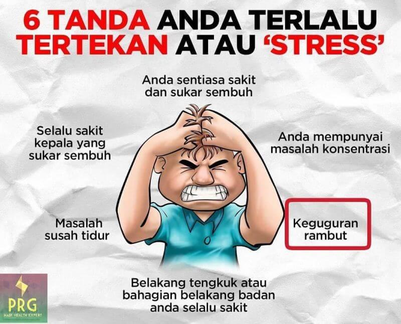 Apa Punca Stres