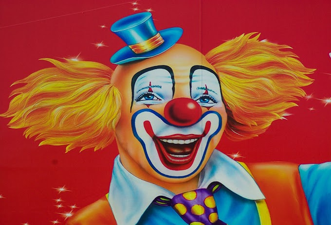 The Clown Who Lost His Smile