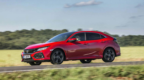 2018 Honda Civic - 3